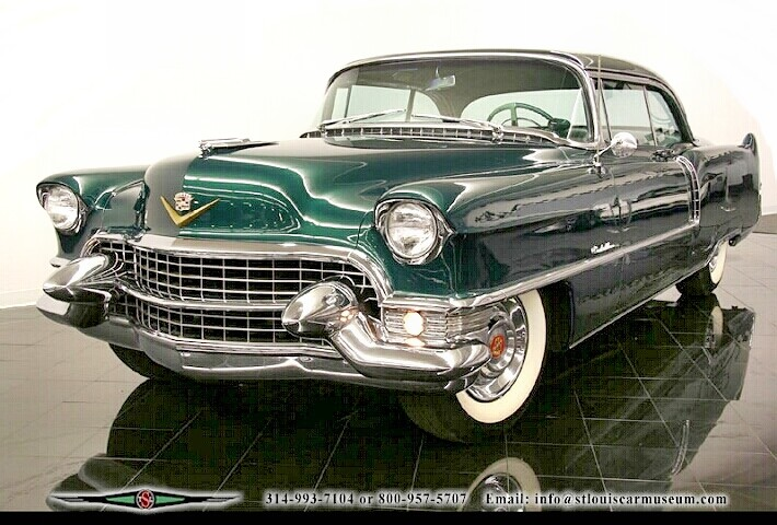 1955 Caddy Coupe DeVille