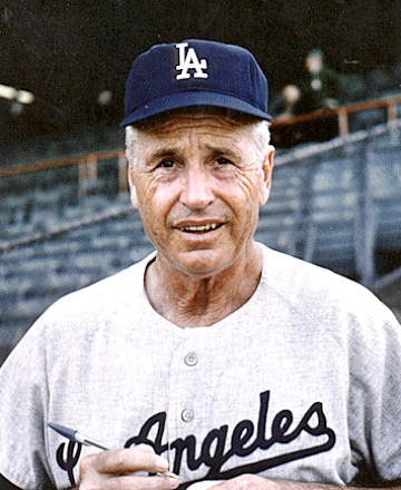 Dodger Great 'Smokey' Alston