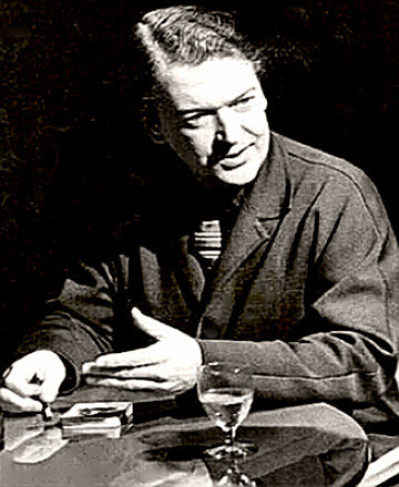 Writer Kingsley Amis