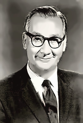 Actor Edward Andrews