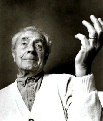 Writer Michelangelo Antonioni
