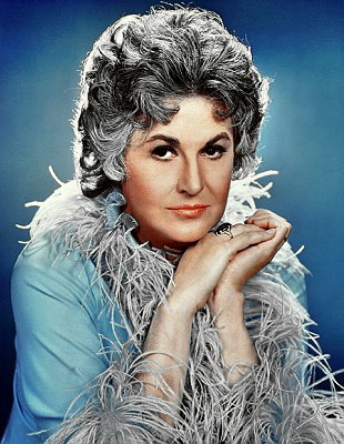 Actress Bea Arthur