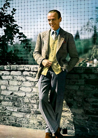 Dancer & Actor Fred Astaire
