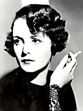 Actress Mary Astor