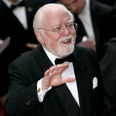 Producer Richard Attenborough