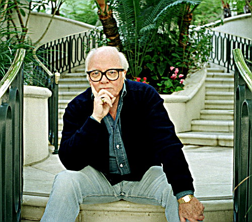 Actor Richard Attenborough