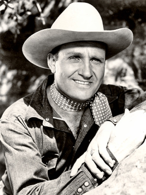 Singing Cowboy Gene Autry