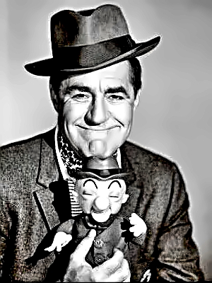 Voice Actor Jim Backus