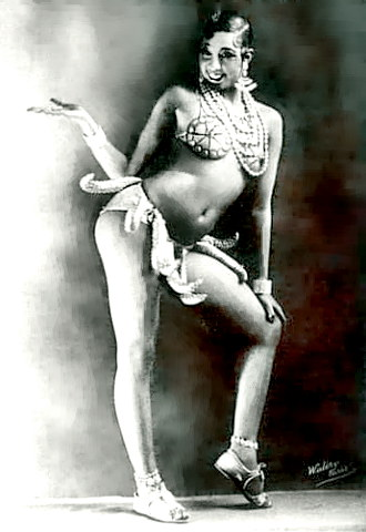 The Toast of Paris Josephine Baker
