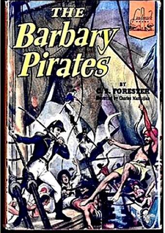 Barbary Pirate book cover