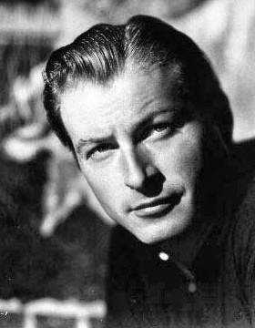 Actor Lex Barker