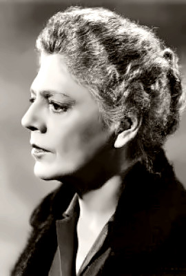 Actress Ethel Barrymore