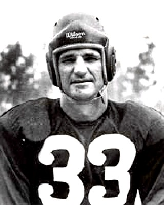 Hall of Famer Sammy Baugh