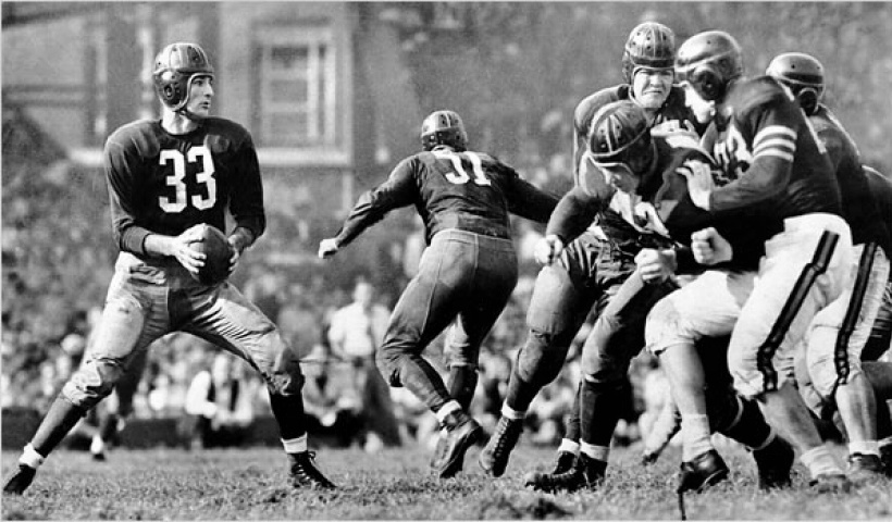 Slingin Sammy Baugh