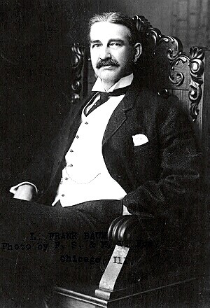 Frank Baum - Imaginative storyteller