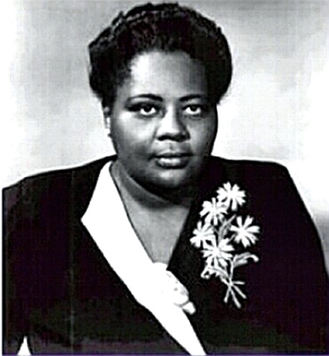 Actress Louise Beavers