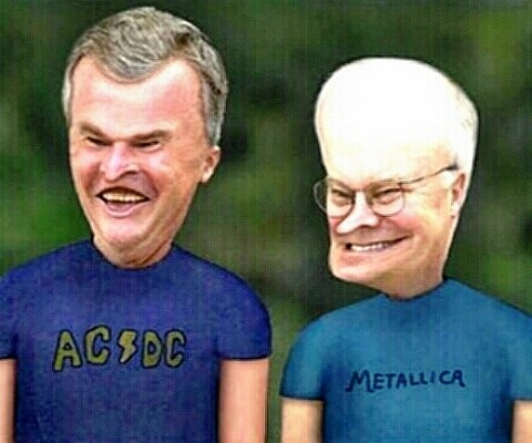 Beavis and Bush-head