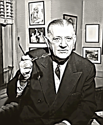 NFL Hall of Fame Commissioner & Owner Bert Bell