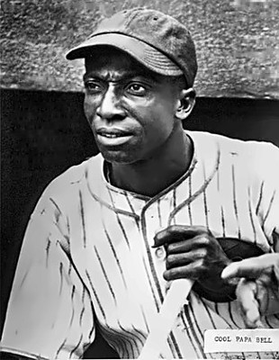 Baseball Great Cool Papa Bell