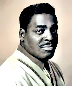 Singer Brook Benton