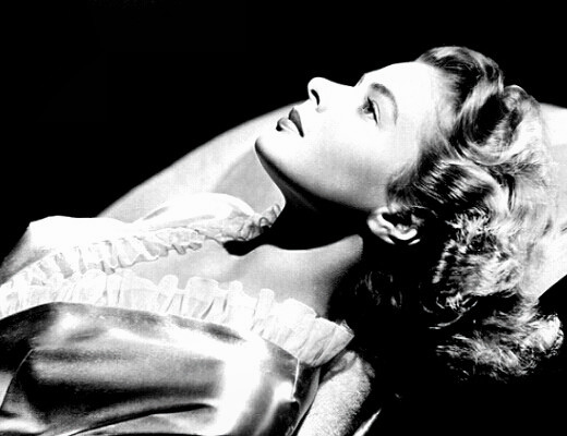 Academy Award & Emmy-winning Actress Ingrid Bergman