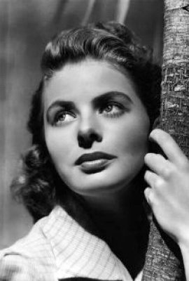 Academy Award-winning Actress Ingrid Bergman