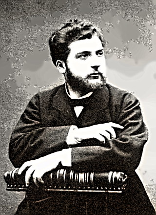 Young Composer Georges Bizet