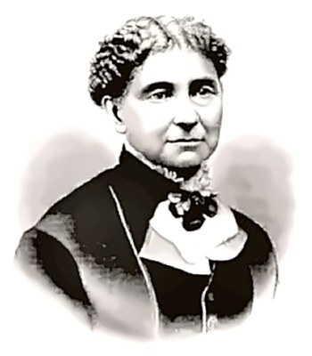 Womens Rights Activist Amelia Bloomer