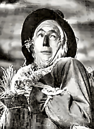 Actor Ray Bolger