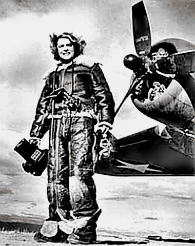 Photojournalist Margaret Bourke-White