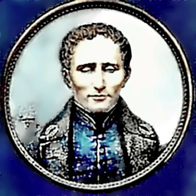 Reading System Developer Louis Braille