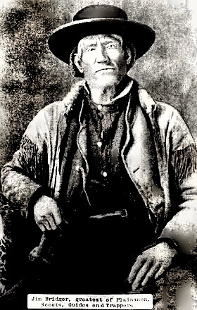 Plainsman Jim Bridger
