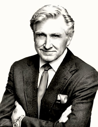 Actor Lloyd Bridges