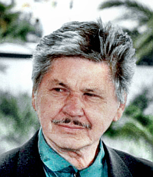 Actor Charles Bronson