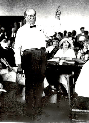 William J. Bryan - Scopes trial