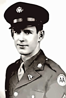 PFC Jack Buck, USA