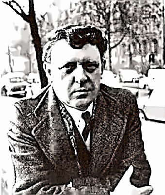 Composer Anthony Burgess