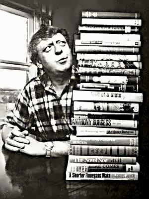 Writer Anthony Burgess