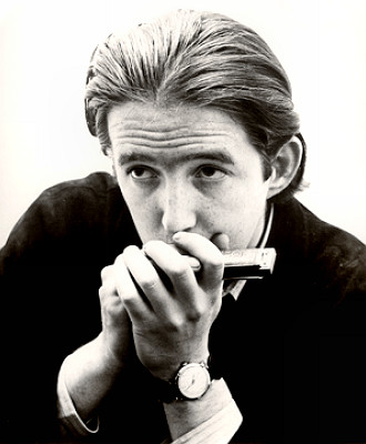 Bluesman Paul Butterfield