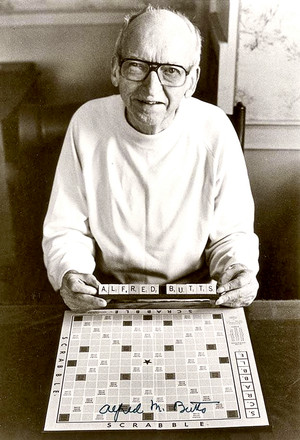 Scrabble Inventor Alfred Butts