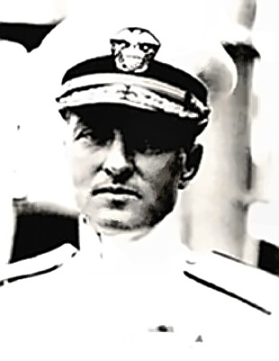 Admiral Richard E Byrd