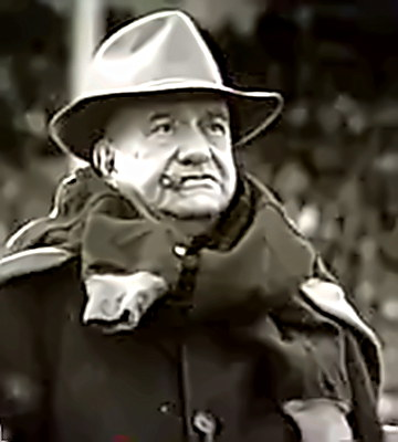 Packers cofounder George Calhoun