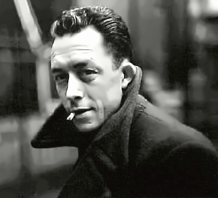 Philosopher Albert Camus