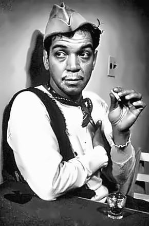 Comedian Cantinflas