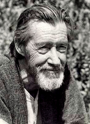 Actor John Carradine