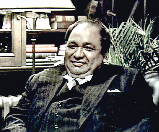 Actor Richard Castellano