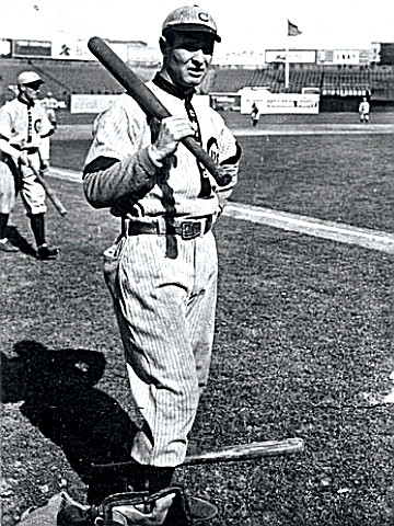 Hall of Famer Frank Chance