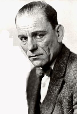 Actor Lon Chaney, Sr.