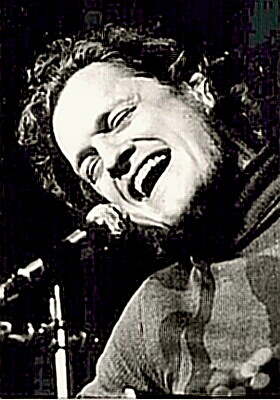Singer and Composer Harry Chapin