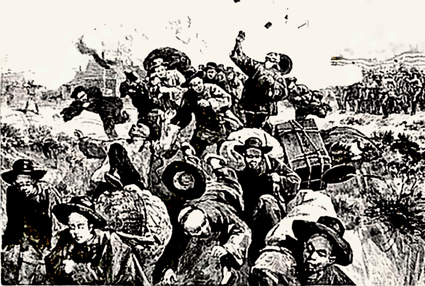 Rock Springs Chinese massacre of 1885